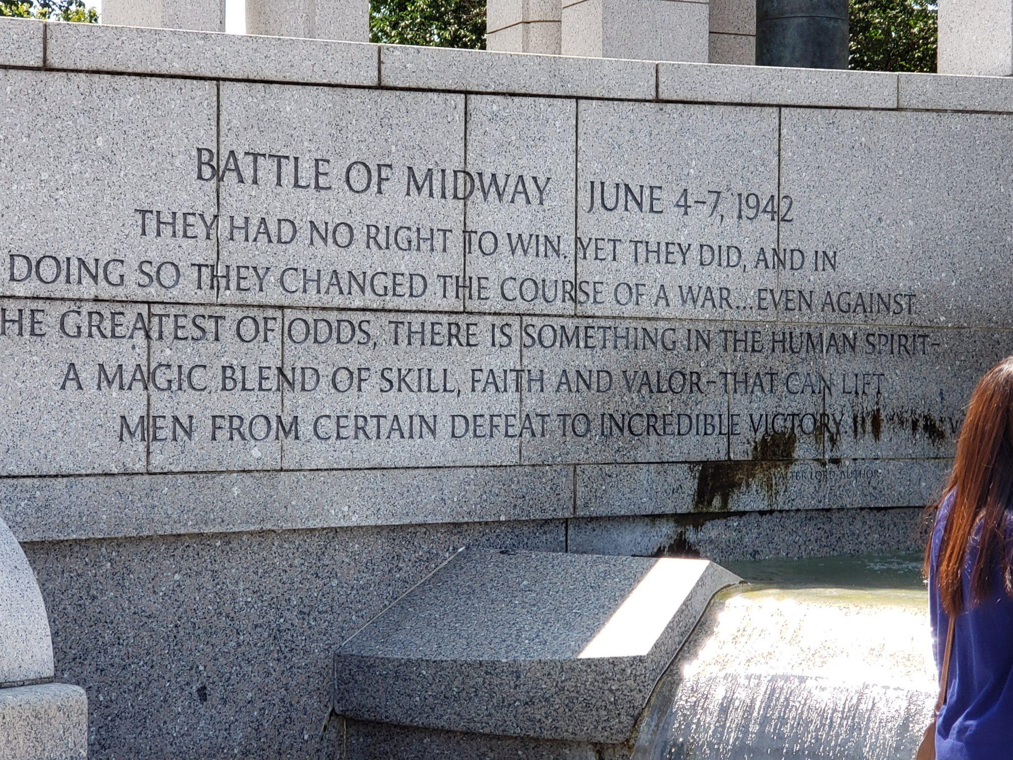 World War 2 Memorial 4