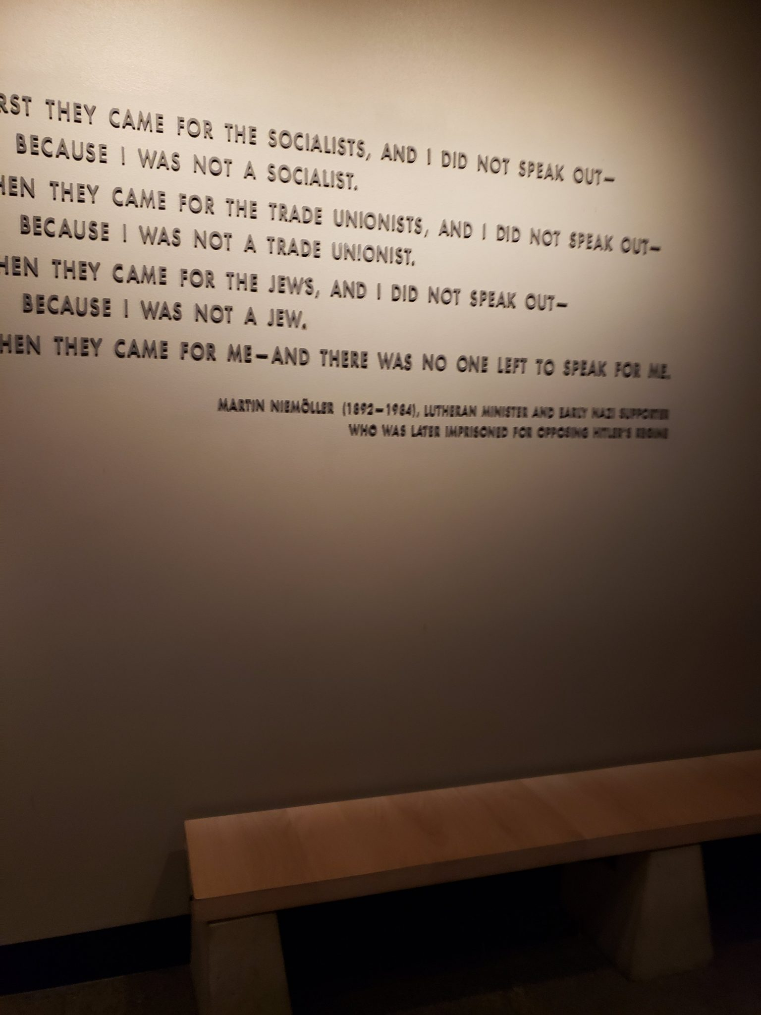 Holocaust Museum 3