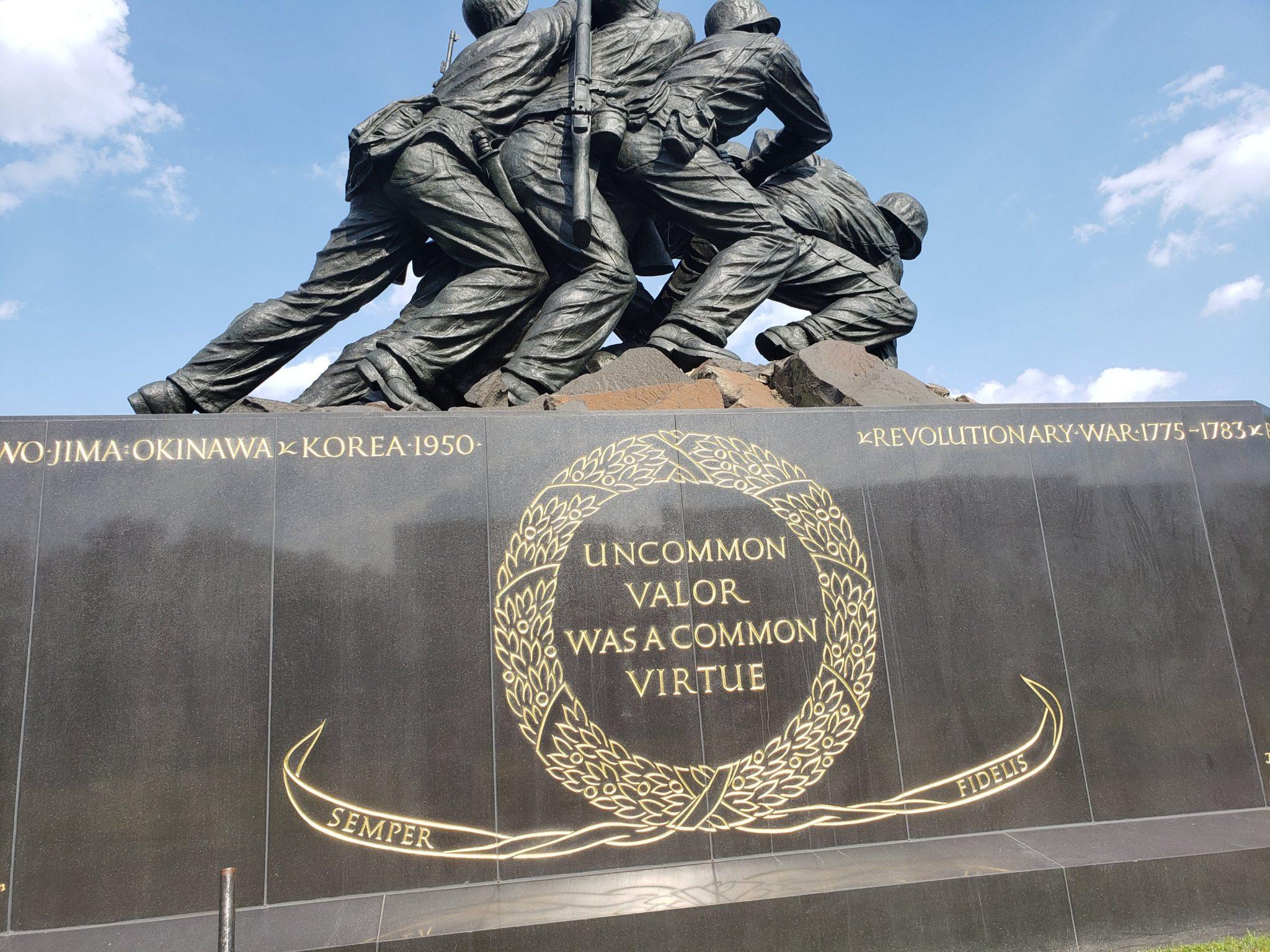 USMC War Memorial 1