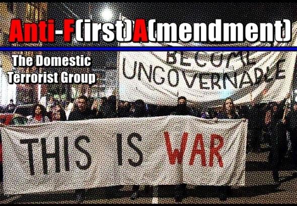 Antifa The Domestic Terrorist Group