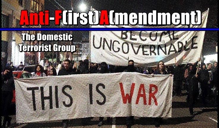 Antifa, The Domestic Terrorist Group