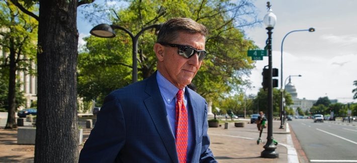 Charges Dropped Against Michael Flynn