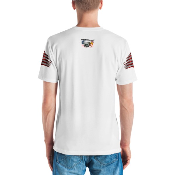 Men's Offensively Patriotic T-shirt 2