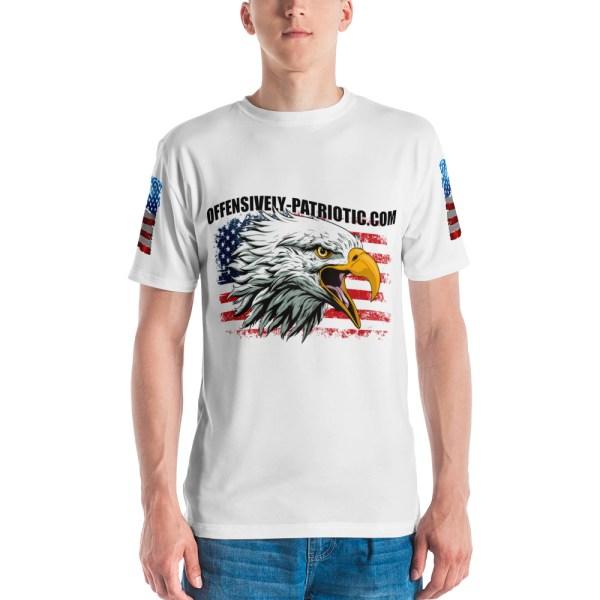 Men's Offensively Patriotic T-shirt 1