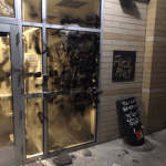 Portland Rioters East Precinct Photo