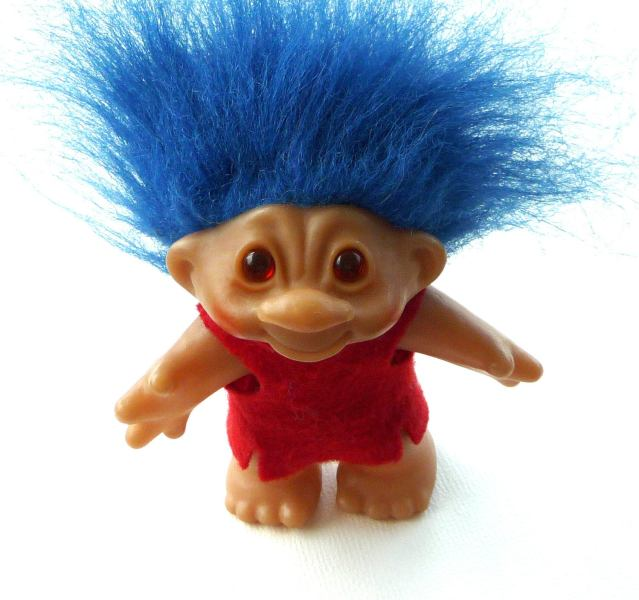 The Troll Doll Controversy 1