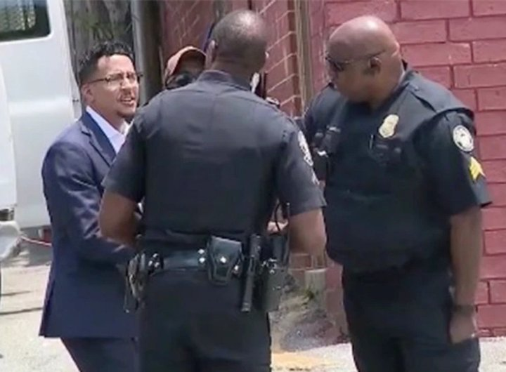 Atlanta Mayoral Candidate Who Voted to Defund Police Has His Car Stolen 1