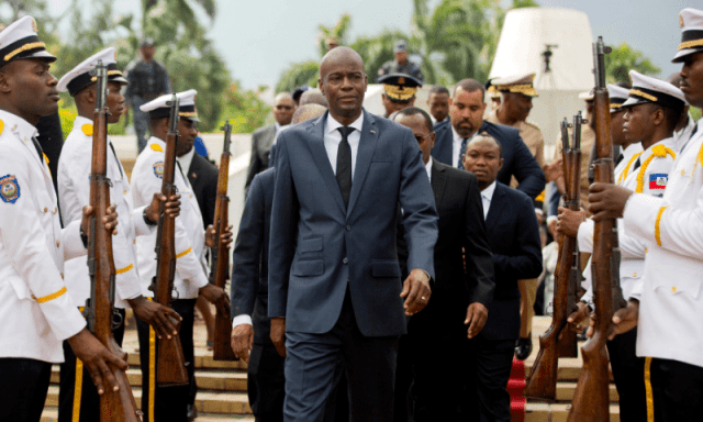 Haitian President Has Been Assassinated
