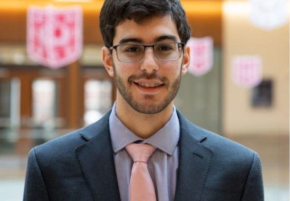 WU Student Senator, Fadel Alkilani, Caught Removing American Flags 13