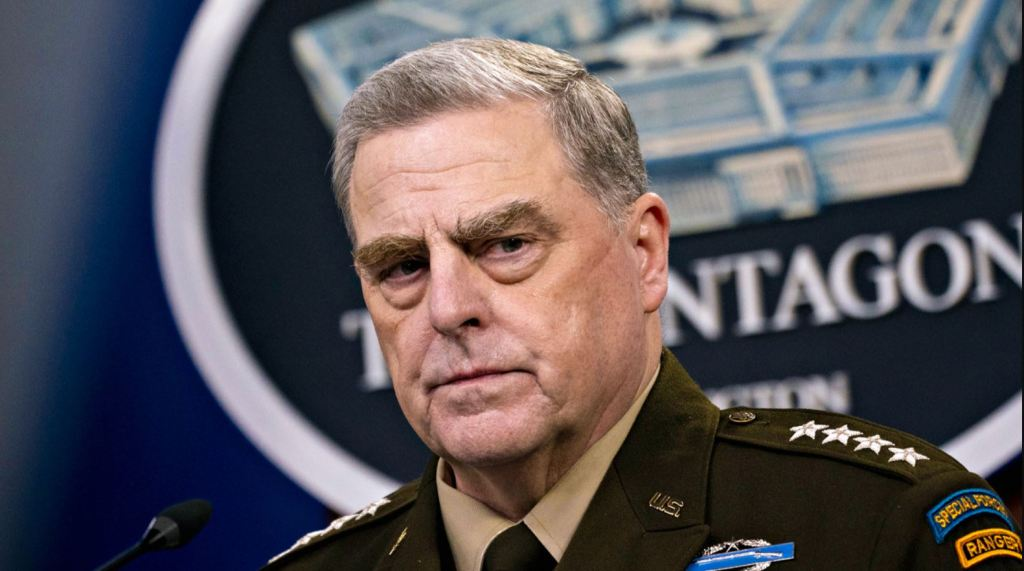 Did General Milley Commit Treason? 1
