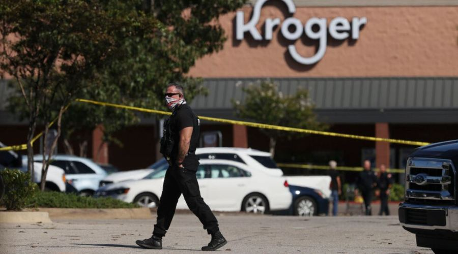 Shooting at Kroger Grocery Store in Collierville, Tennessee 1