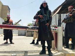 Americans held hostage by taliban