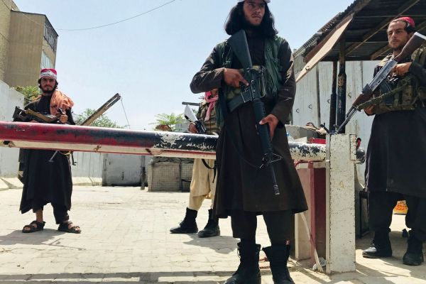 ONGOING: Americans Held Hostage by Taliban at Afghanistan Airport