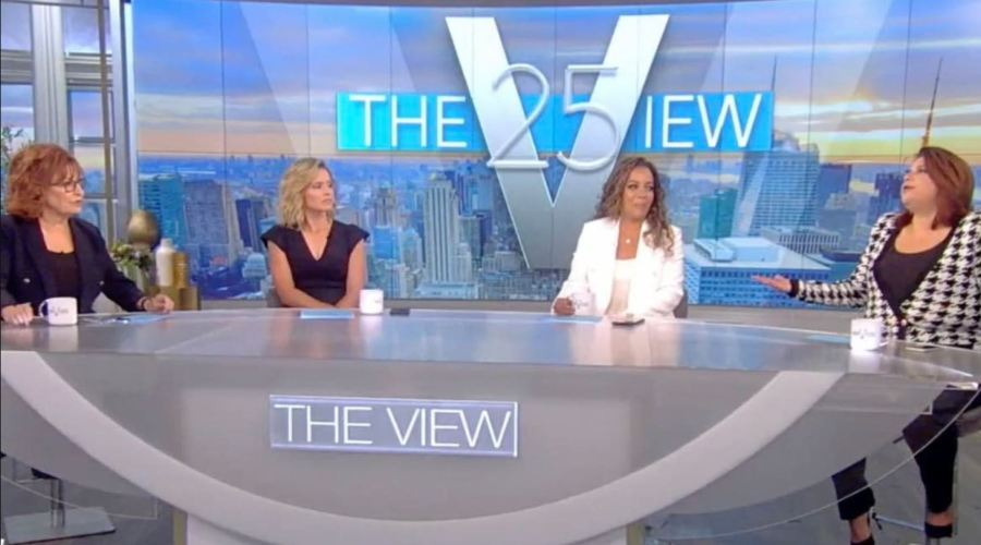 UPDATED: 2 'The View' Co-Hosts Test Positive for Covid During Show 1
