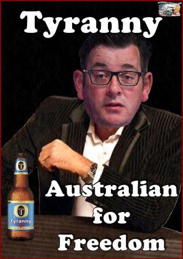 australia tyranny freedom