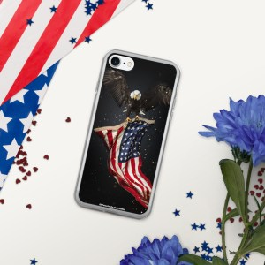 iphone case iphone 7 8 red white blue
