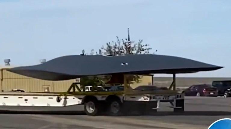 Secret Aircraft