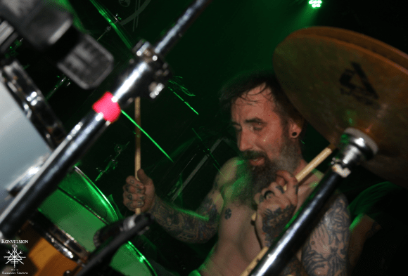 Photos: Weedeater, Author & Punisher and Today Is the Day at Saint Vitus Bar