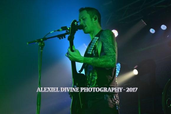 Trivium Live in Chicago