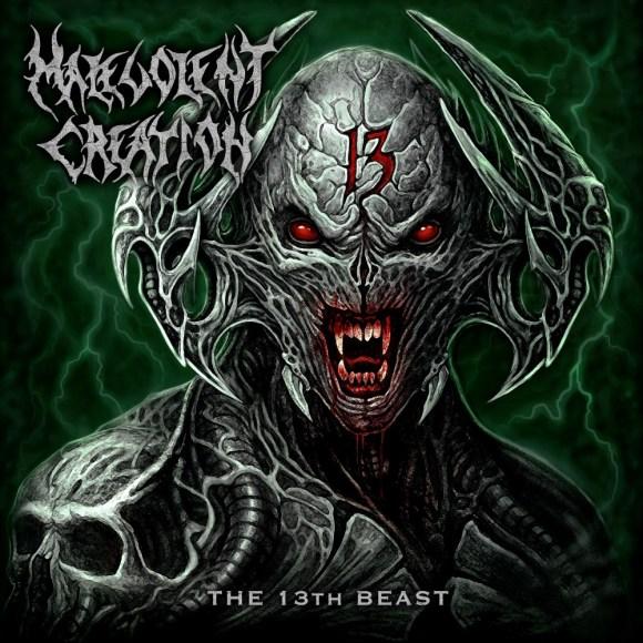 Malevolent Creation – The 13th Beast