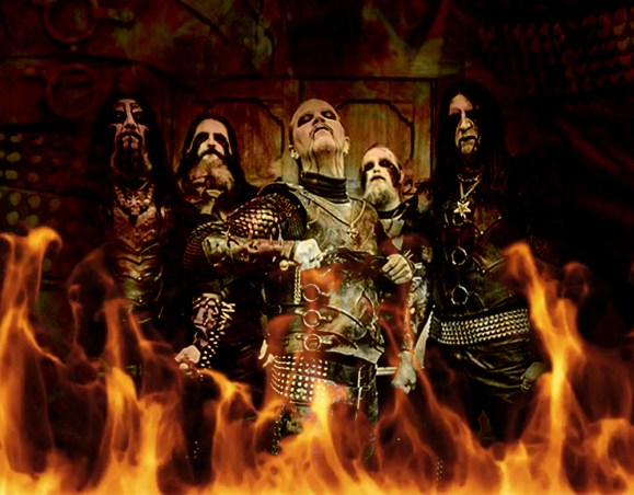 Dark Funeral Video Interview with Lord Ahriman
