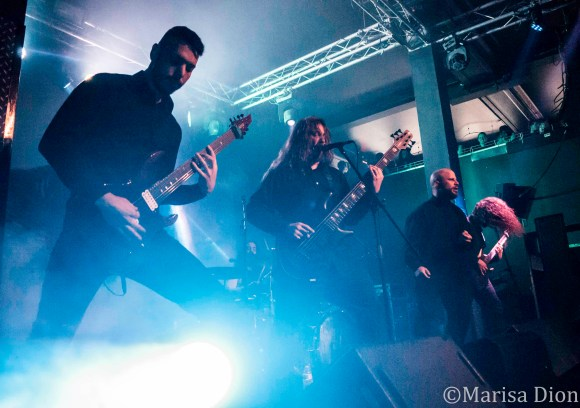 Rivers Of Nihil Live in Joliet