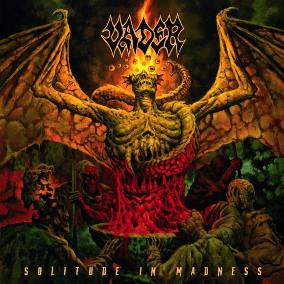 Vader – Solitude In Madness