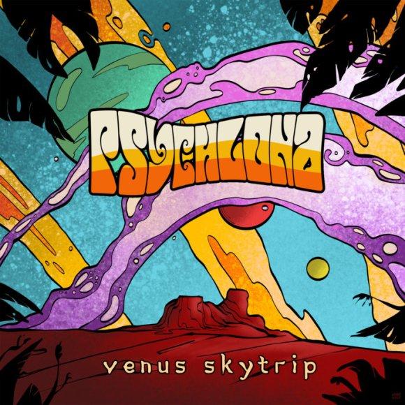 Psychlona – Venus Skytrip