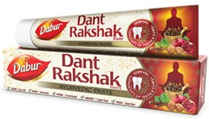 Free Dabur Tooth paste