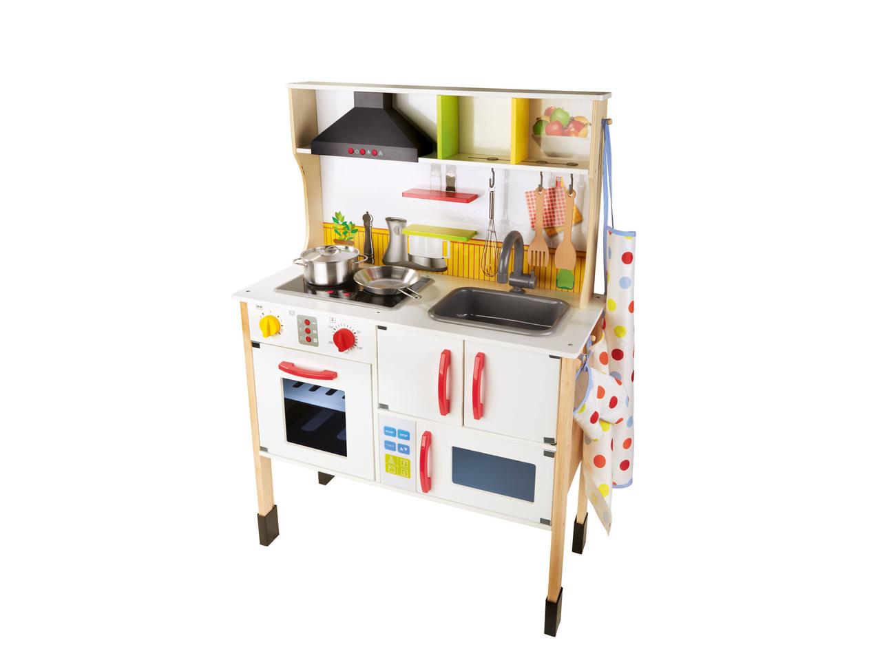Cucina giocattolo in legno  Lidl  Italia  Archivio