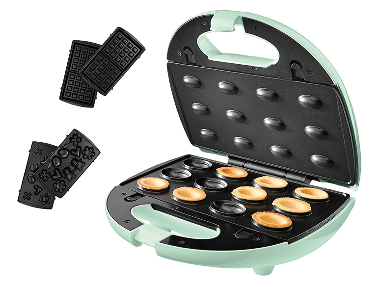 SILVERCREST KITCHEN TOOLS 3 In 1 Waffle Maker Lidl