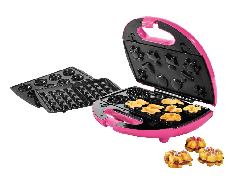 kitchen tools store cabinet locks silvercrest waffle maker - lidl — great ...