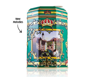 CELEBRE MUSICAL TINS WITH COOKIES 175G Aldi Australia