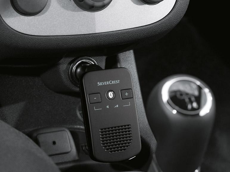Dispositivo vivavoce BluetoothR per auto  Lidl  Italia