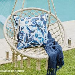 Hanging Chair Aldi Dining Seat Replacement Boho Lounge Australia Specials Archive