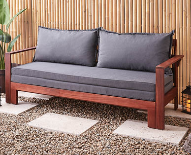 cheap pull out sofa bed bench seat pros and cons timber daybed - aldi — australia specials archive