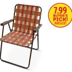 Folding Chair Aldi Baby High Portable Feeding Booster Seat Gardenline Web - — Usa Specials Archive