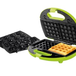 3 In 1 Kitchen Electronics Silvercrest Tools Waffle Maker - Lidl — Great ...