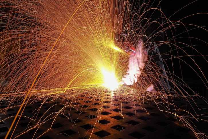 welding process