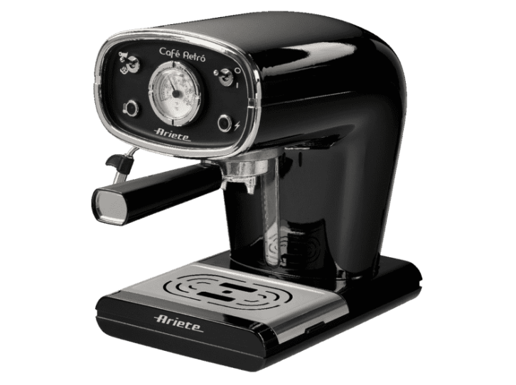 ARIETE Cafe Retro Black 1388
