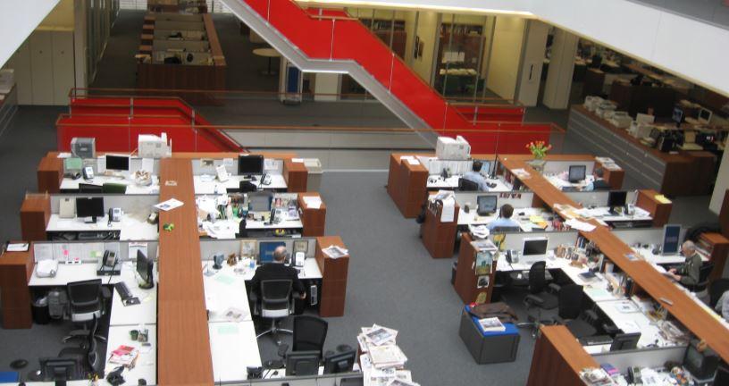 newsroom nyt