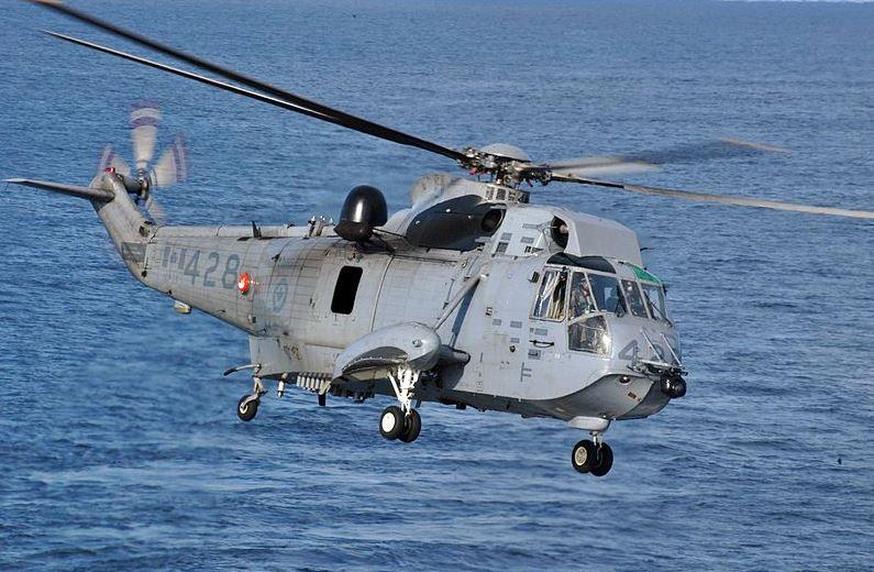 ch 124 sea king sikorsky b