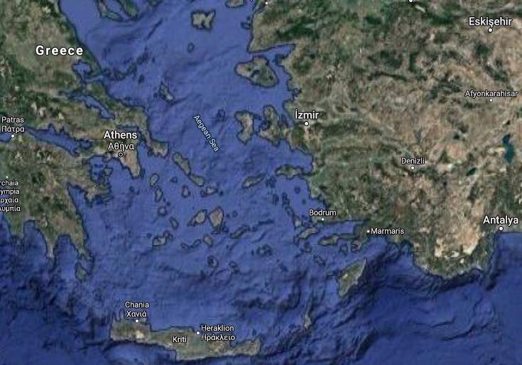greece aegean crete