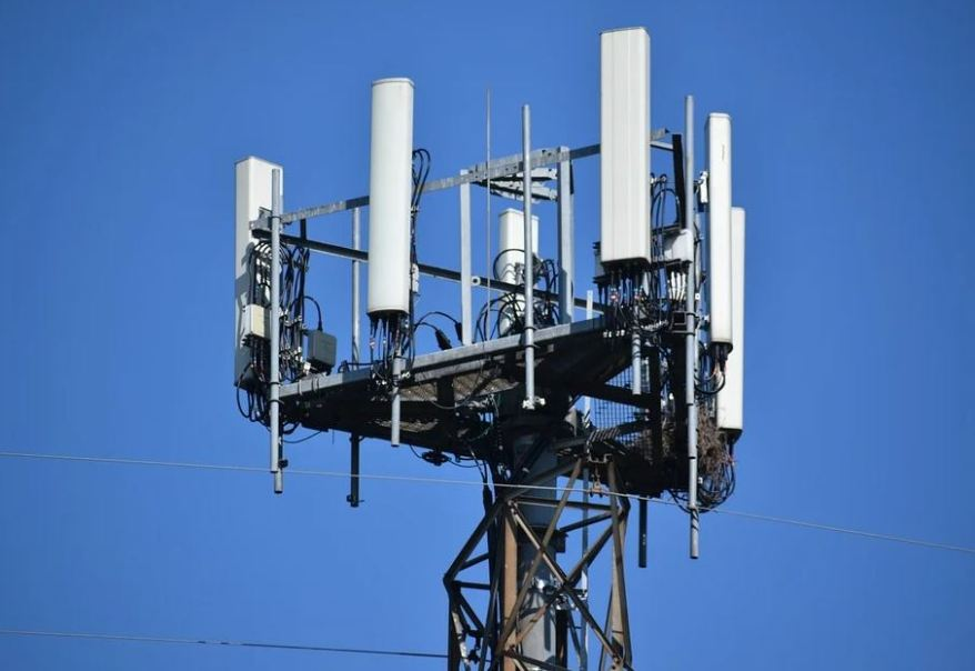 5g tower cell