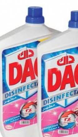 Dac Disinfectant 3lx2 Lulu Offers