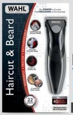 Wahl Hair Cut Beard Lulu Offers