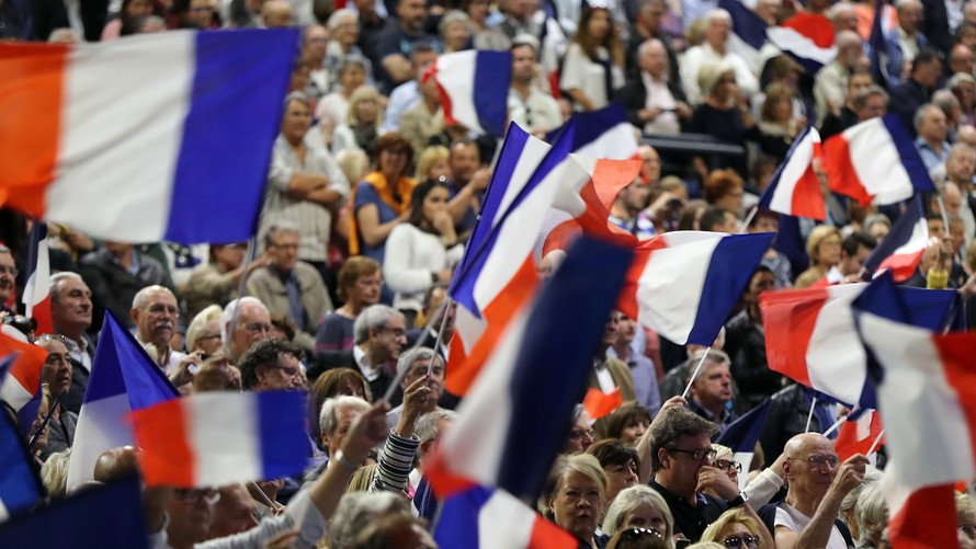 France's election at gunpoint