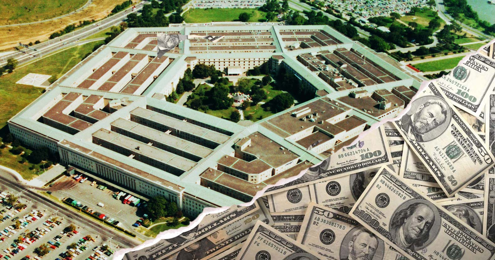Trillions of Dollars in U.S. Military Spending Is Unaccounted-For