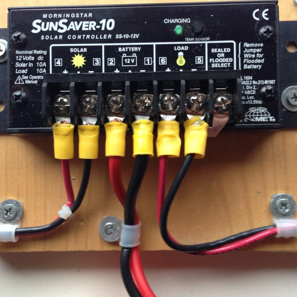 medium resolution of diy the off grid ham 100 watts for 300 solar energy need a fuse box diagram