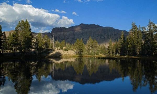 Utah-mountain-range
